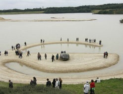 Land Art R. Smithson in Emmen